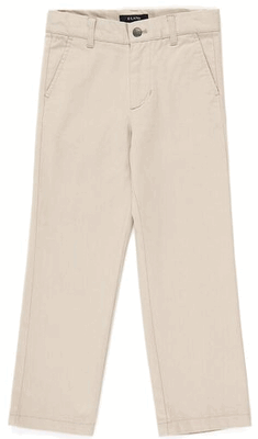 E-Land Kids Stone Chino Toddler Pants - 3T