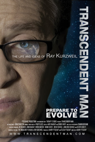 Transcendent Man: The Life and Ideas of Ray Kurzweil