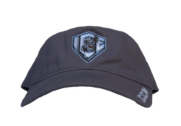 Kids Shield Grey Hat
