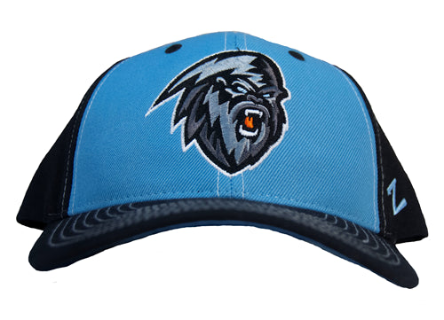 Yeti Light Blue & Black Hat