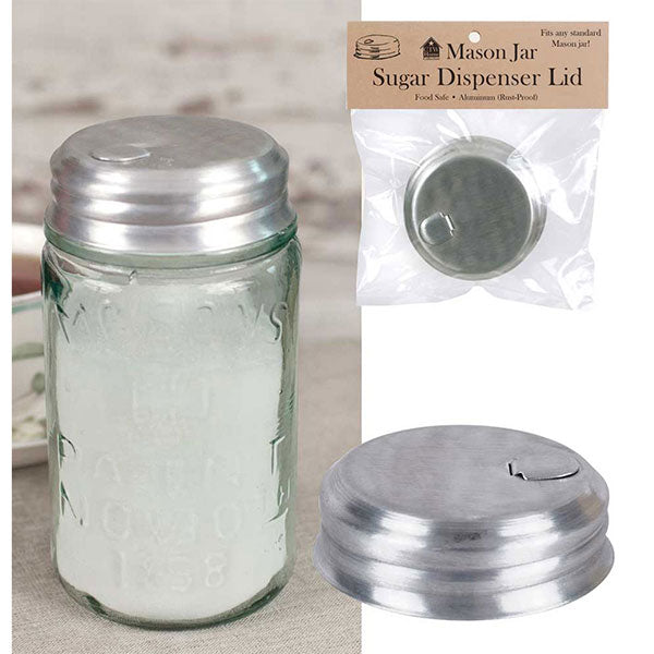 Sugar Dispenser Lid - Box of 6