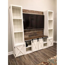 Custom Adalee Entertainment Center for Jesse