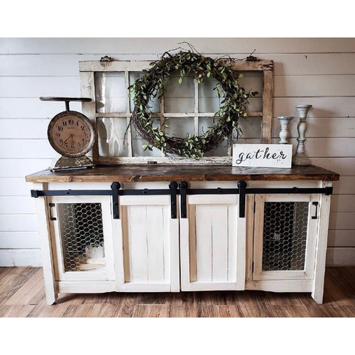 Addison Farmhouse Console - Farmhouse Decor