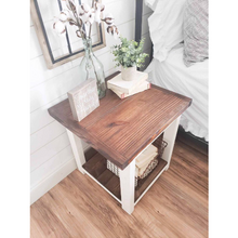 Aurora Farmhouse night stand - Farmhouse Decor