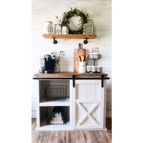 Adelyn' Farmhouse coffee bar - Farmhouse Decor