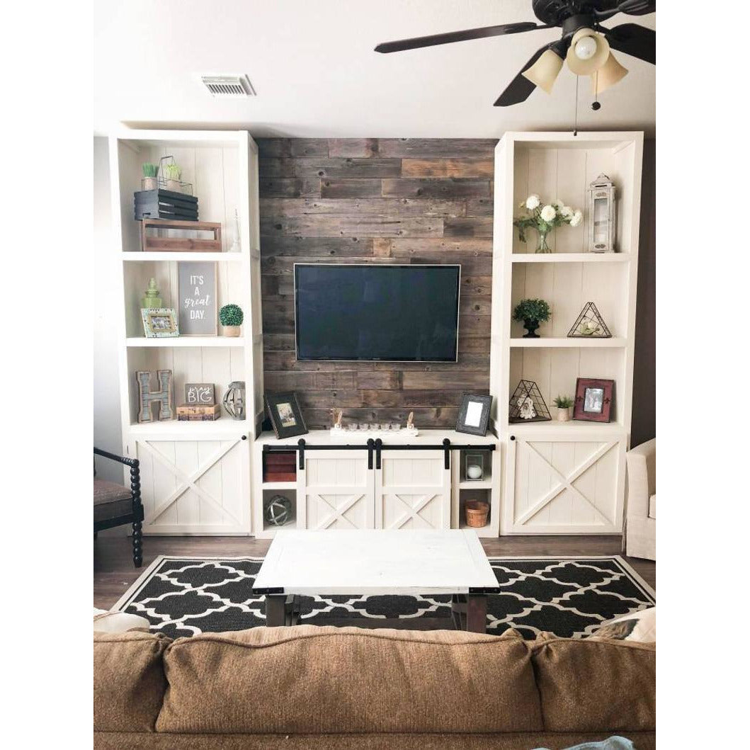 Adalee Farmhouse Entertainment Center