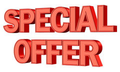 Special Offer GetPublished example