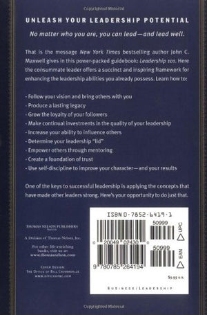 Leadership 101: What Every Leader Needs to Know - Leadership Books