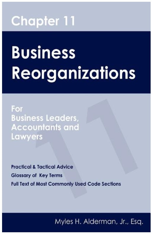 Chapter 11 Business Reorganizations - Leadership Books