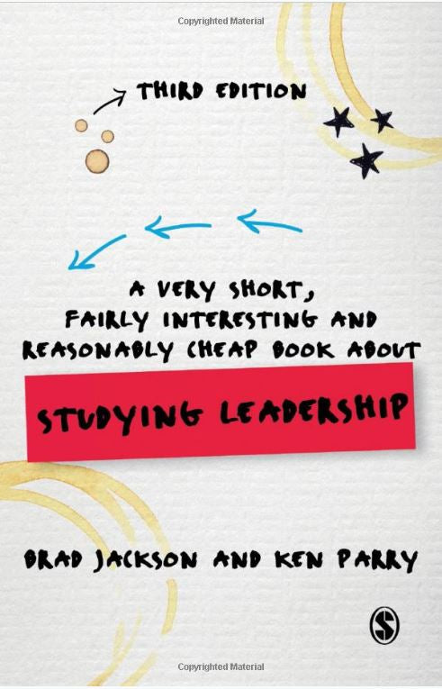 A Very Short, Fairly Interesting and Reasonably - Leadership Books