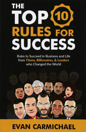 The Top 10 Rules For Success - Leadership Books