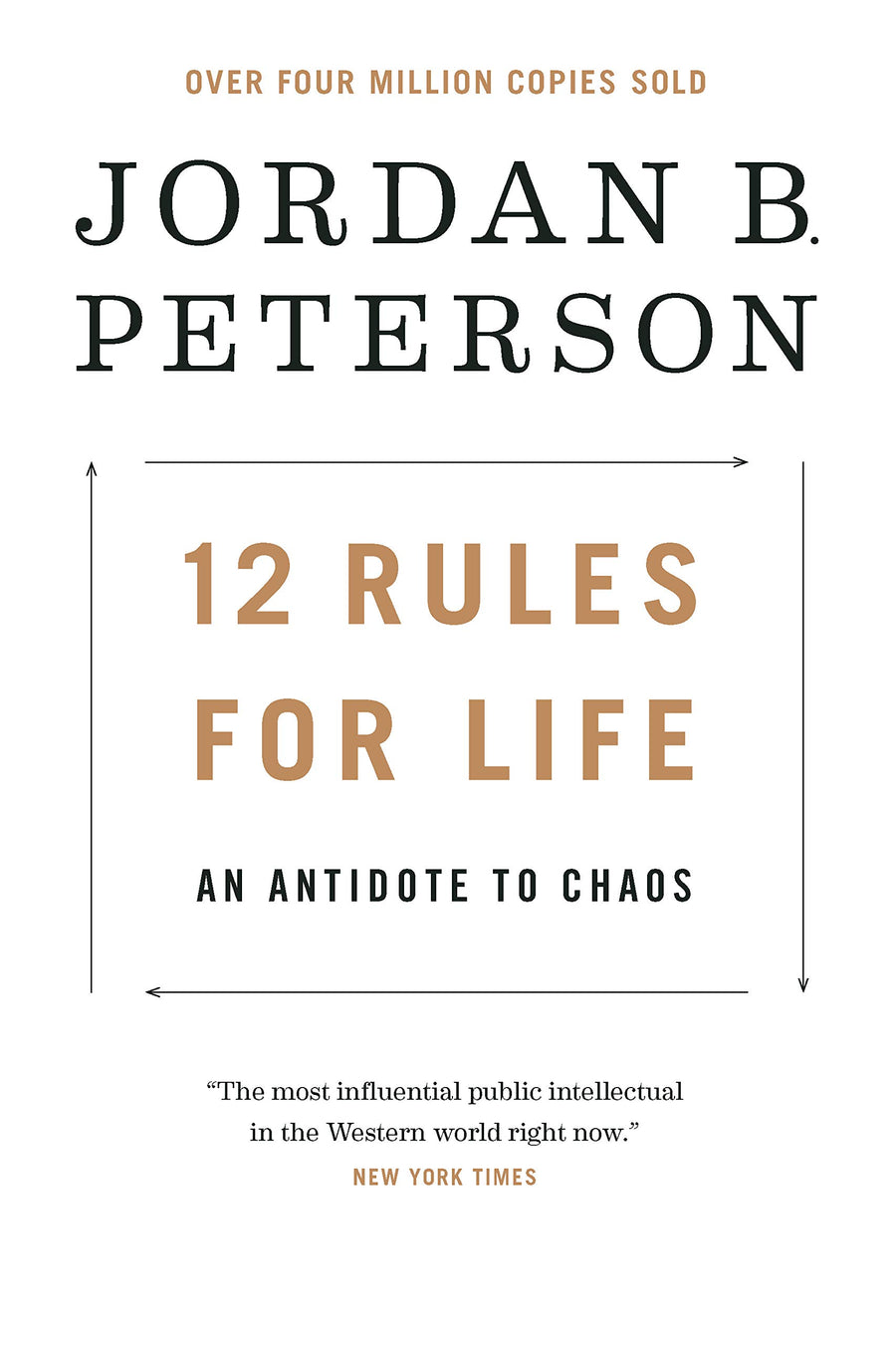 12 Rules for Life: An Antidote to Chaos - Leadership Books