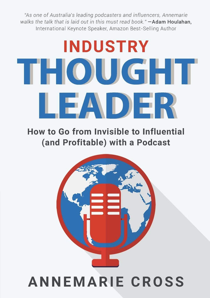 Industry Thought Leader - Leadership Books