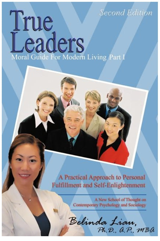 True Leaders, Part I - Leadership Books