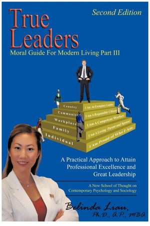 True Leaders, Part III - Leadership Books