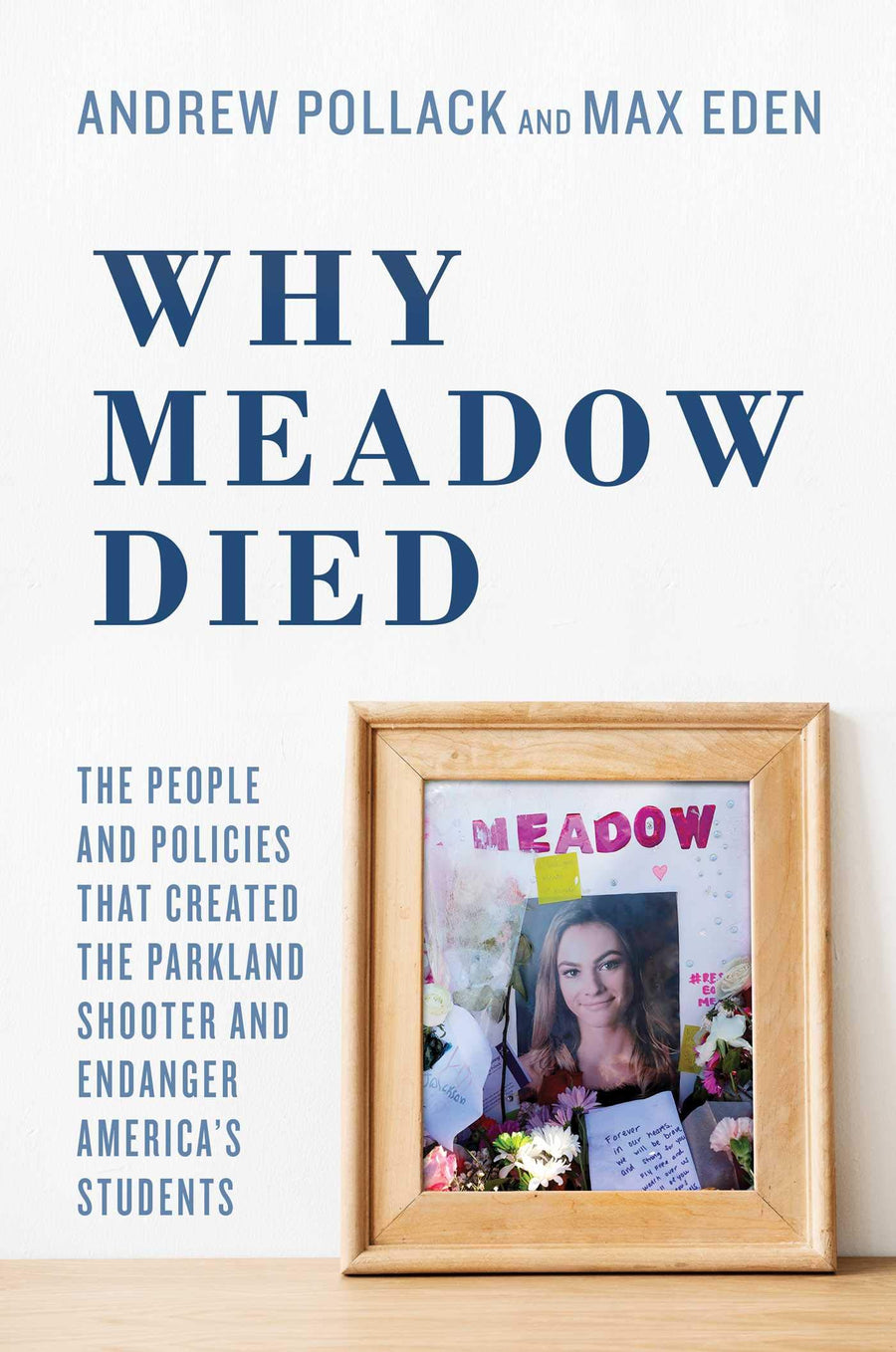 Why Meadow Died - Leadership Books