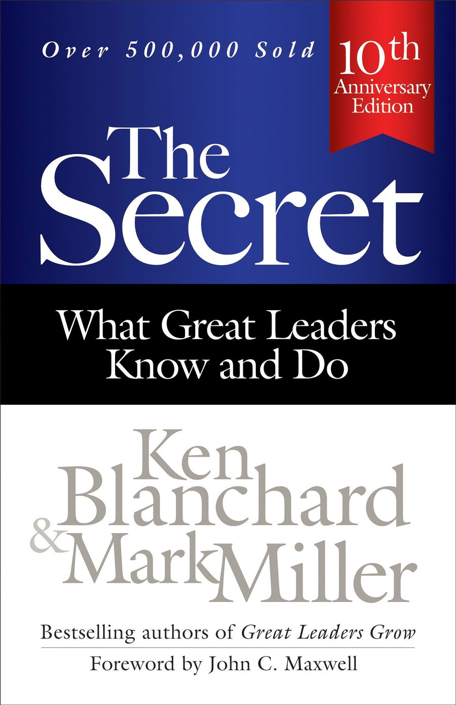 The Secret: What Great Leaders Know and Do - Leadership Books