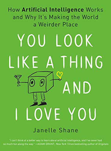 You Look Like a Thing and I Love You: How Artificial Intelligence Works and Why It's Making the World a Weirder Place - Leadership Books