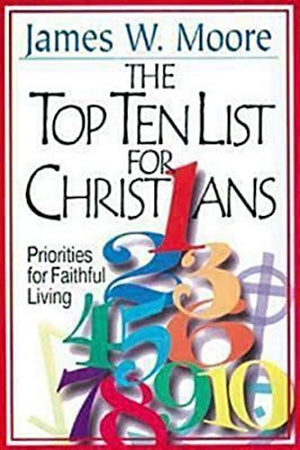The Top Ten List For Christians With Leader's Guide - Leadership Books