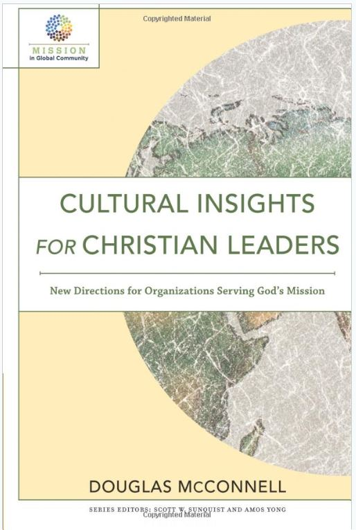 Cultural Insights For Christian Leaders - Leadership Books