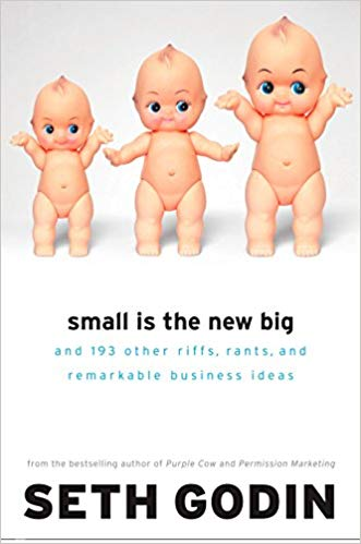 Small Is the New Big: and 183 Other Riffs, Rants, and Remarkable Business Ideas - Leadership Books