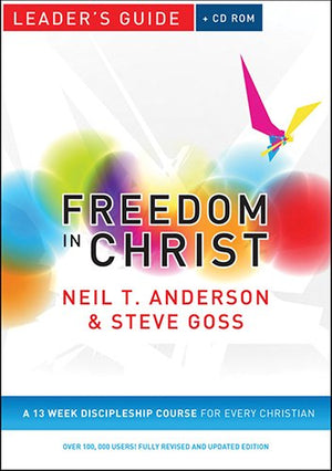 Freedom In Christ Leader's Guide - Leadership Books