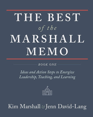The Best of the Marshall Memo: Book One - Leadership Books