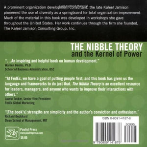 The Nibble Theory And The Kernel Of Power: A Book About Leadership, Self-Empowerment, And Personal Growth (Revised) - Leadership Books
