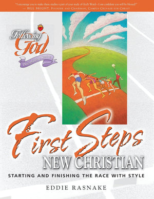 First Steps For The New Christian: Leaders Guide
