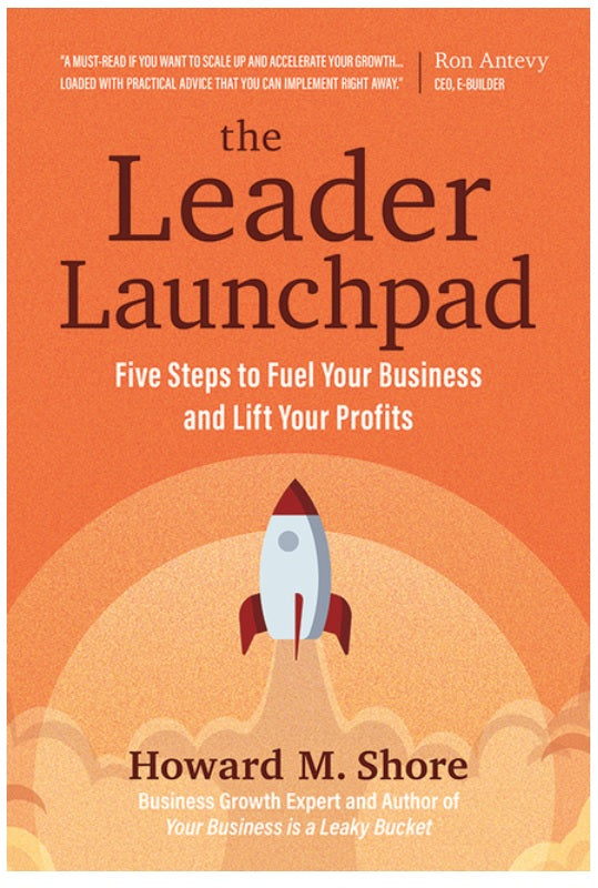 The Leader Launchpad - Leadership Books