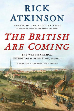 The British Are Coming - Leadership Books