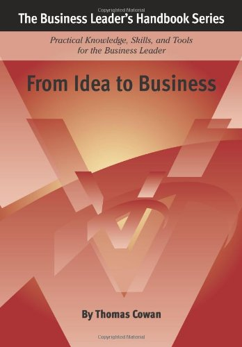 From Idea To Business - Leadership Books
