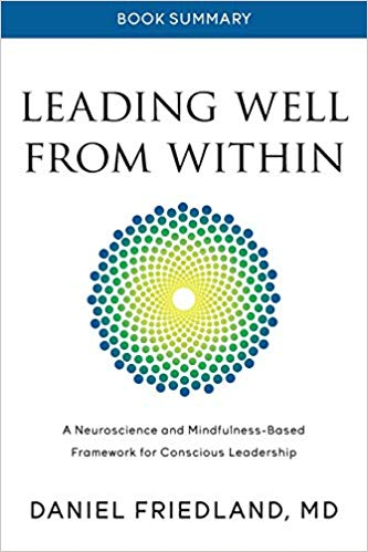 Book Summary of Leading Well from Within - Leadership Books