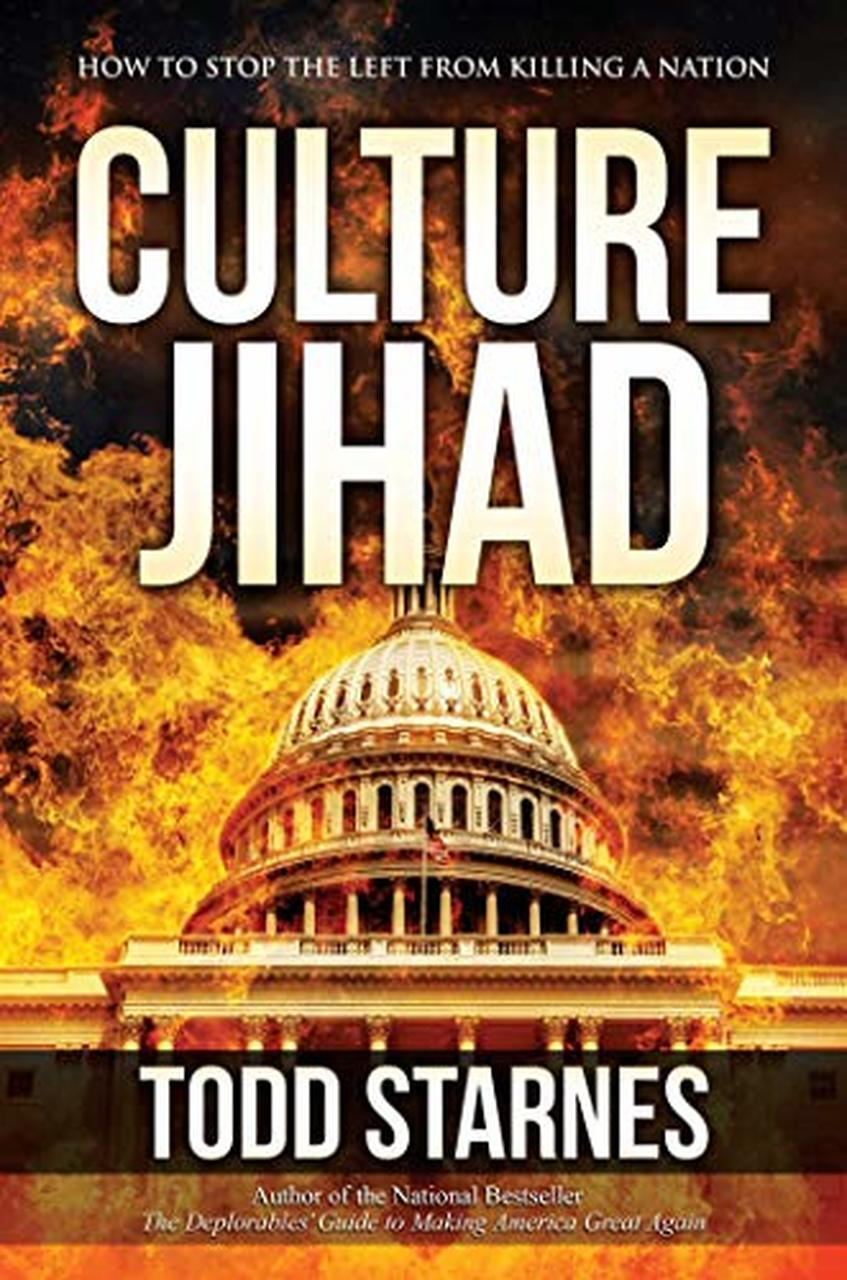 Culture Jihad: How to Stop the Left from Killing a Nation - Leadership Books