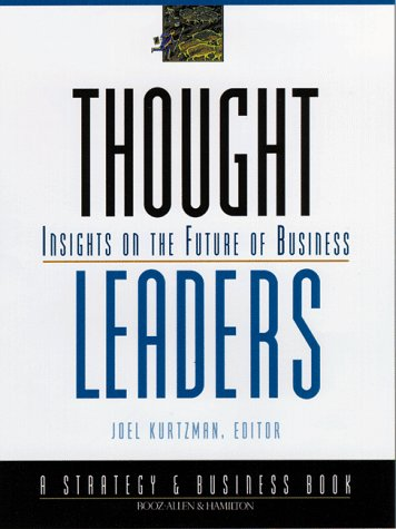 Thought Leaders: Insights On The Future Of Business - Leadership Books
