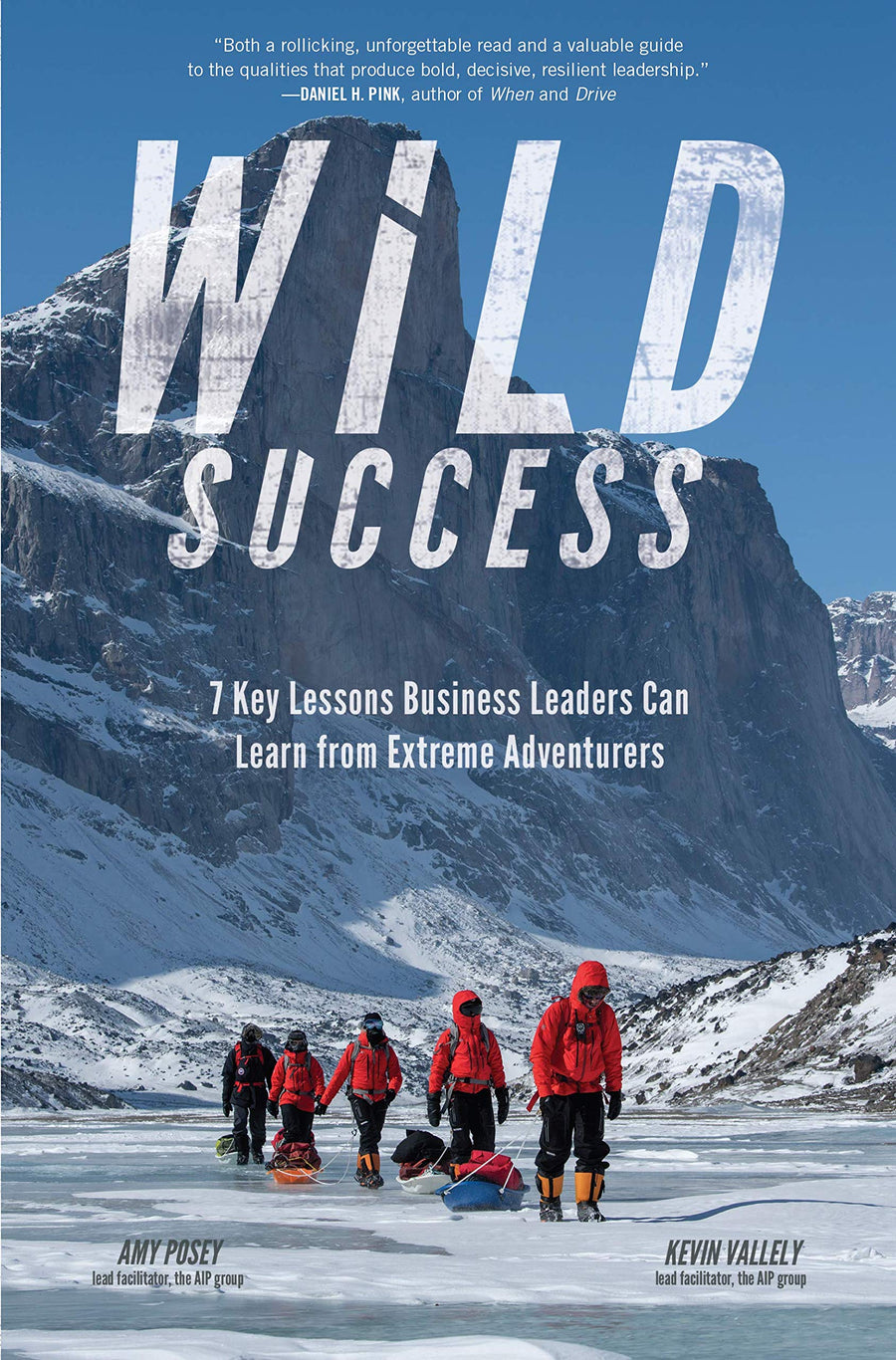 Wild Success: 7 Key Lessons Business Leaders - Leadership Books