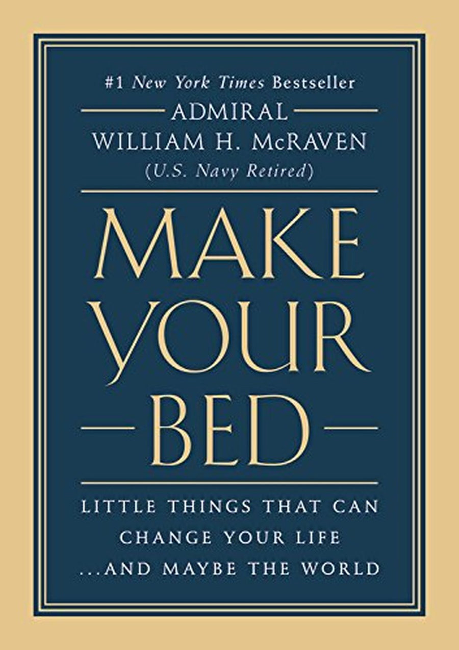 Make Your Bed - Leadership Books