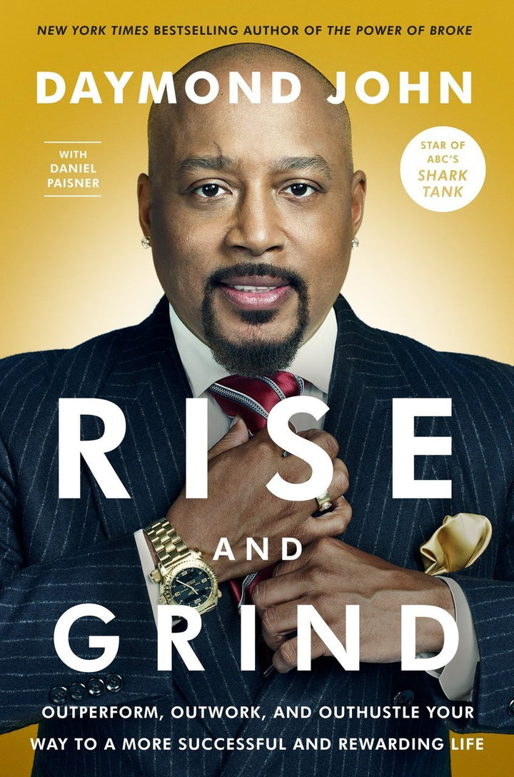 Rise and Grind - Leadership Books