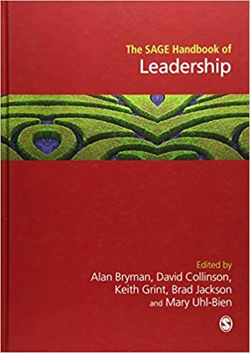 The SAGE Handbook of Leadership (Sage Handbooks) - Leadership Books