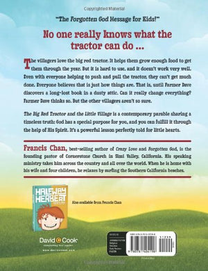 The Big Red Tractor and the Little Village - Leadership Books