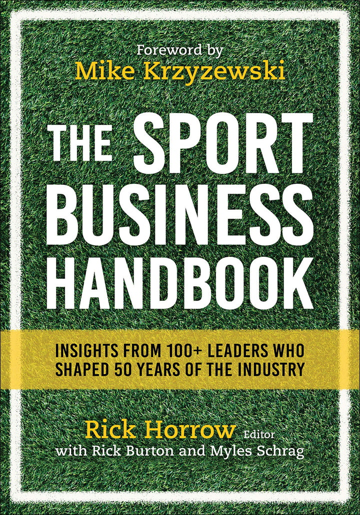 The Sport Business Handbook - Leadership Books