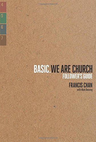 We Are Church: Follower's Guide (BASIC. Series) - Leadership Books