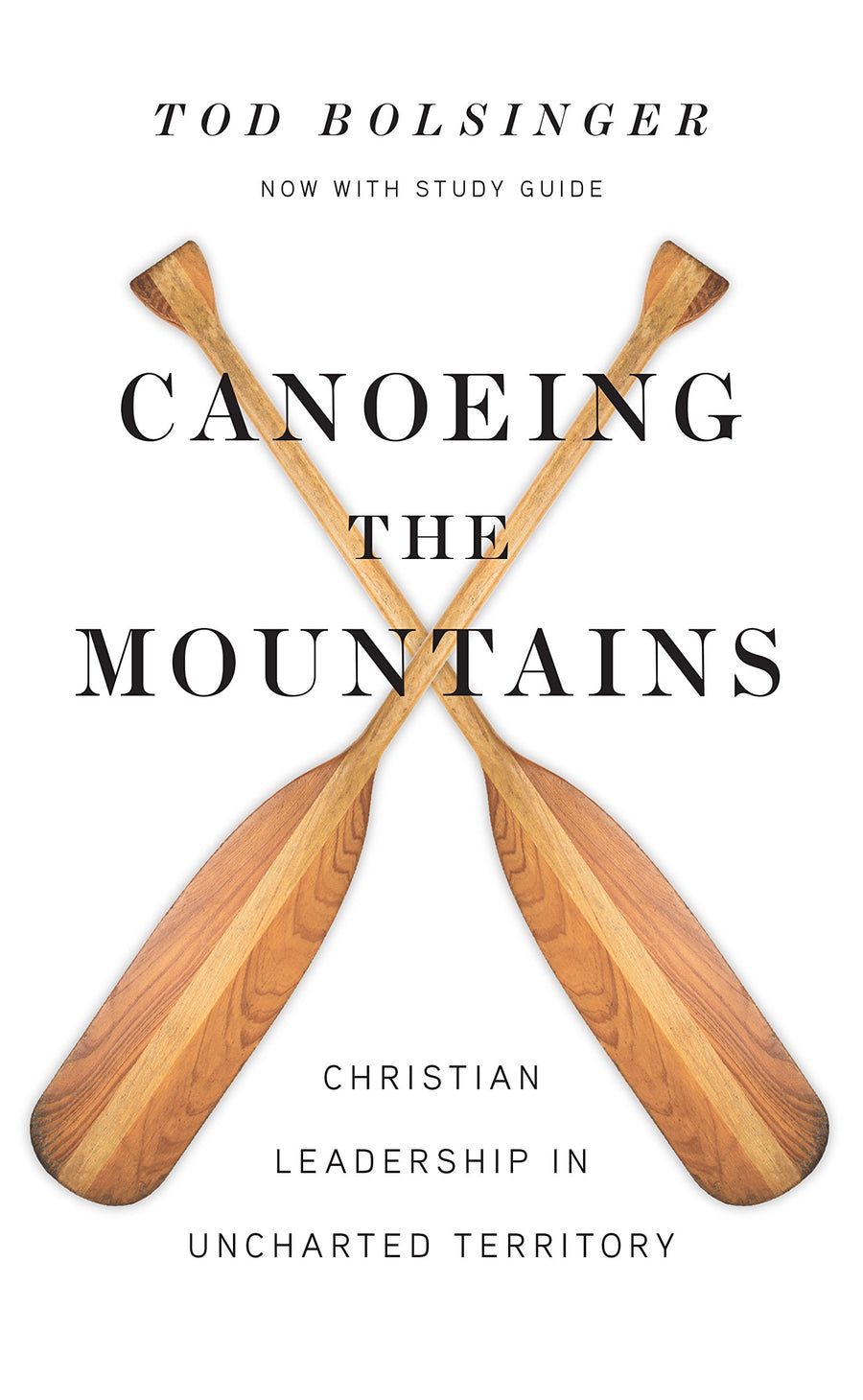 Canoeing the Mountains: Christian Leadership in Uncharted Territory - Leadership Books