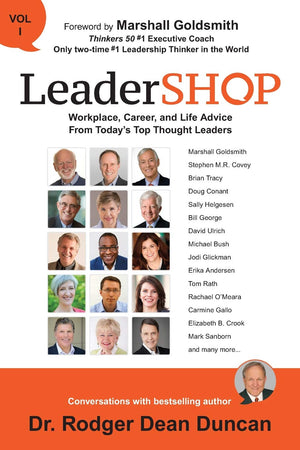LeaderSHOP Volume 1 - Leadership Books