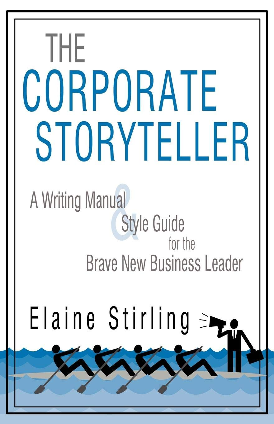The Corporate Storyteller - Leadership Books