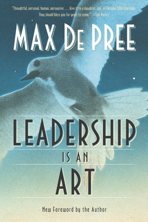 Leadership Is an Art - Leadership Books
