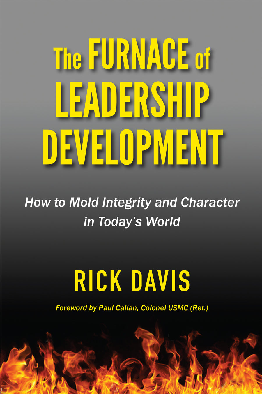 The Furnace of Leadership Development - Leadership Books
