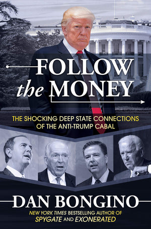 Follow the Money: The Shocking Deep State Connections of the Anti-Trump Cabal - Leadership Books