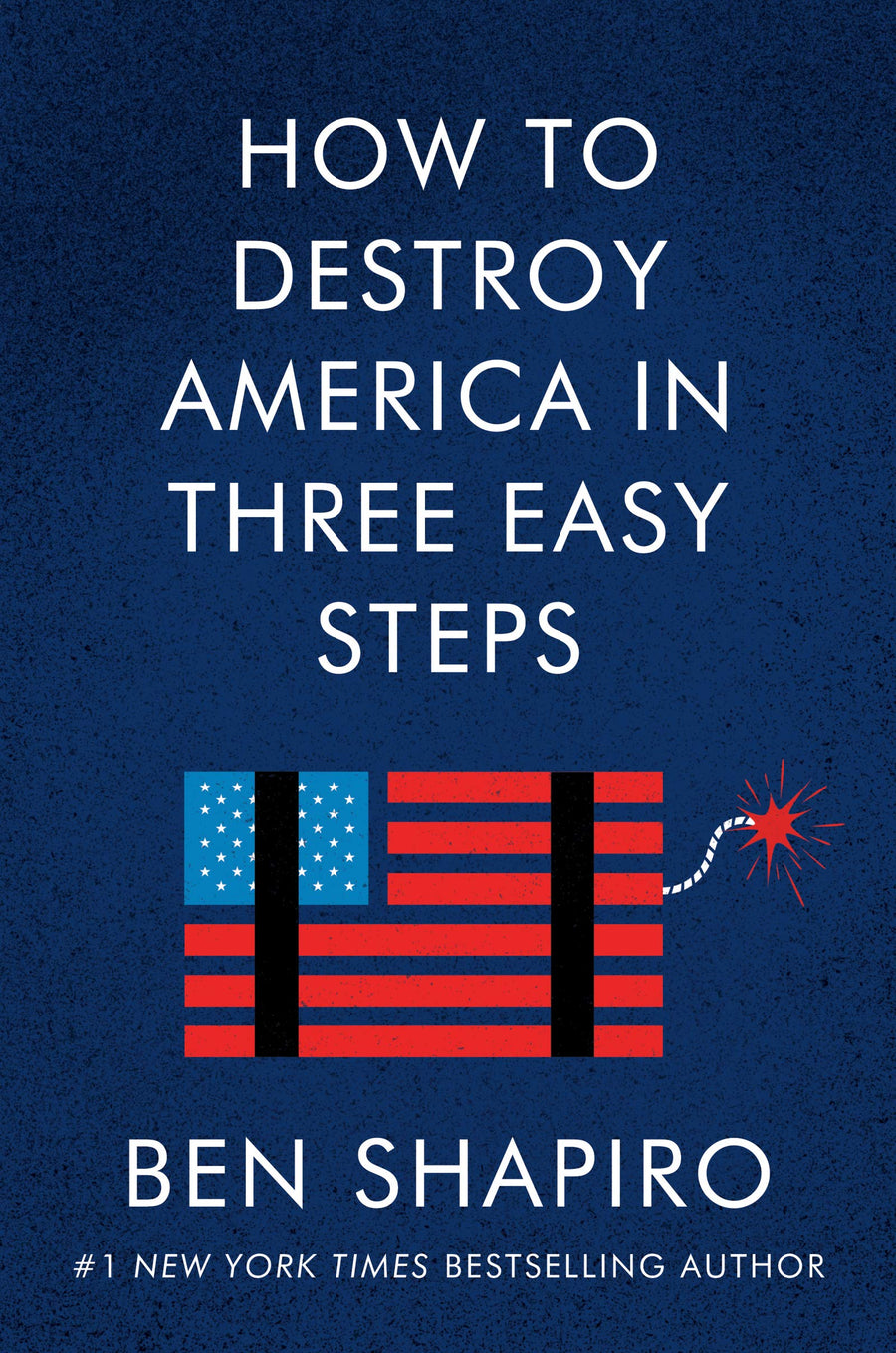How to Destroy America in Three Easy Steps - Leadership Books