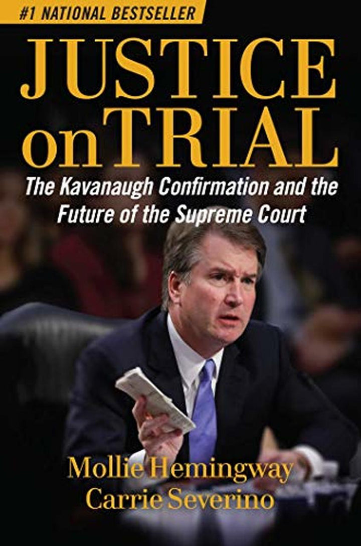 Justice on Trial: The Kavanaugh Confirmation and the Future
